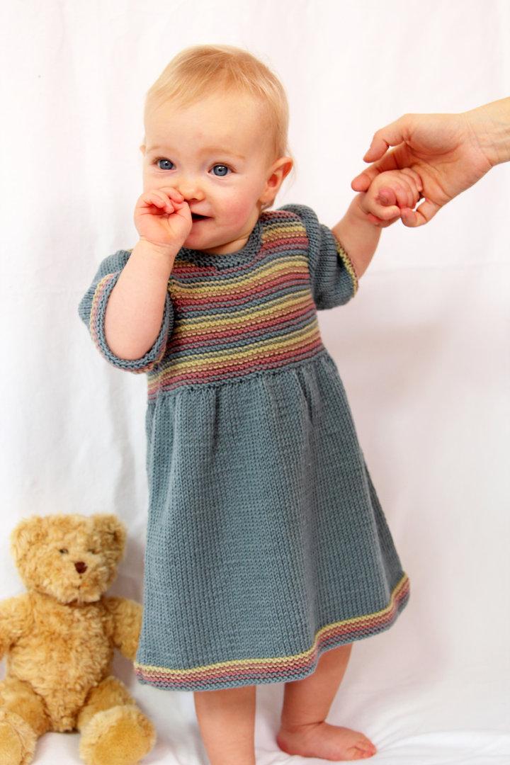 Modern Baby Strickmuster Gallery - Decke Stricken Muster ...