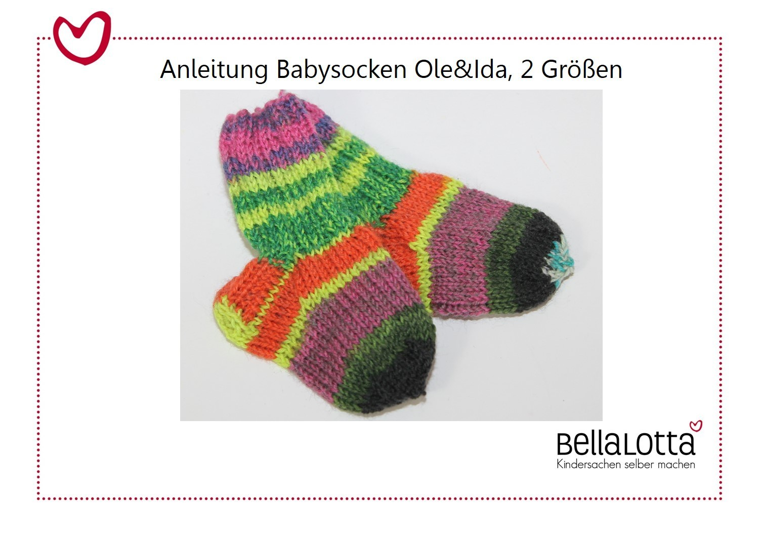 anleitung stricken socken babysocken anleitung strickanleitung g nstig babyschuhe. Black Bedroom Furniture Sets. Home Design Ideas