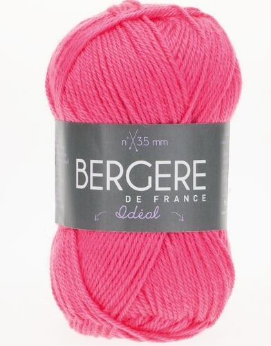Ideal-Wolle - pink/hortensia - Bergere de France
