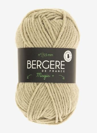 Magic+ in Beige/Natur - Bergere de France