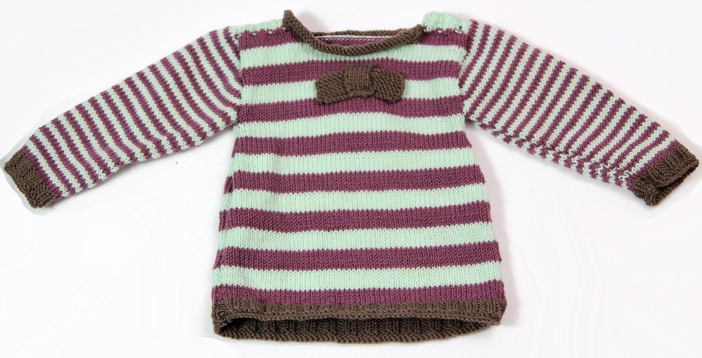 Bevorzugt Anleitung Babypullover stricken in den Größen 62-96 für mutige ID89