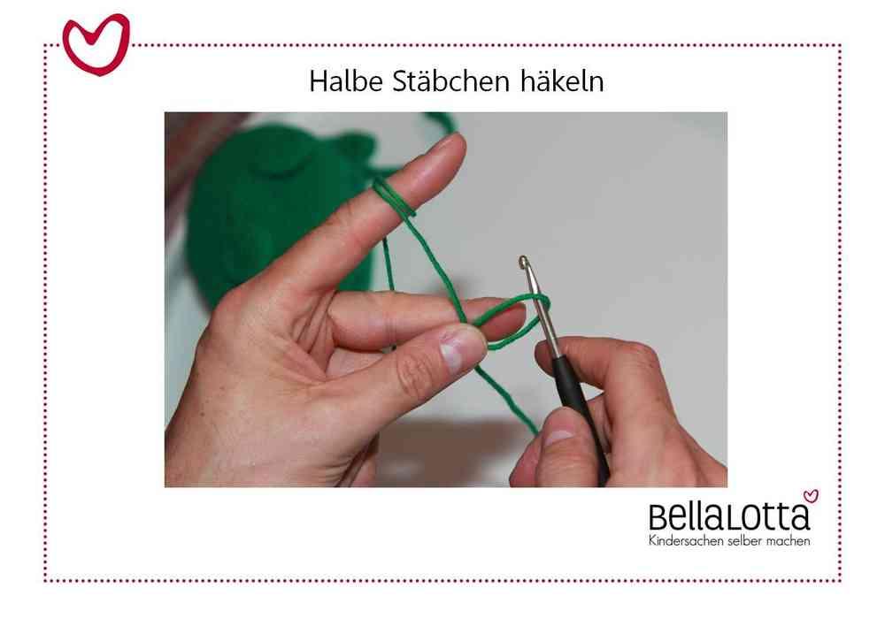 Download Halbe Stäbchen Häkeln Bellalotta