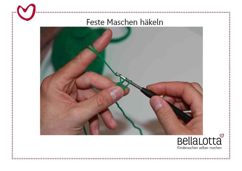 Download Feste Maschen Häkeln Bellalotta