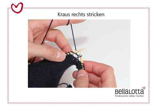 "Download ""Kraus Rechts"" stricken"
