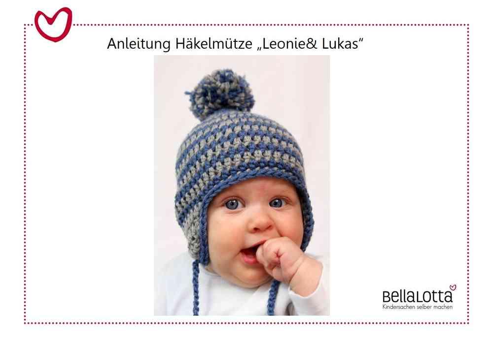 Anleitung Häkelmütze günstig, Anleitung Babymütze online