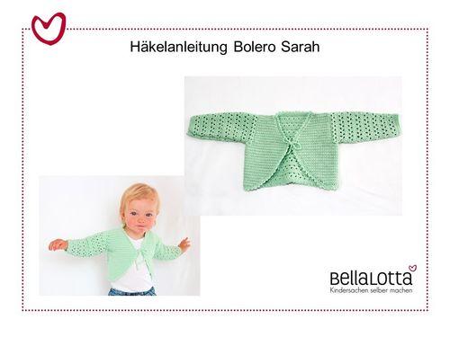 BellaLotta Pullover und Boleros für Babys - BellaLotta