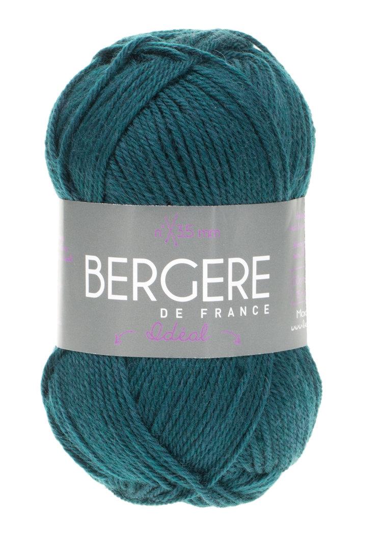 Ideal-Wolle - kieferngrün - Bergere de France