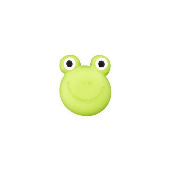 Knopf Frosch - mit Öse - 20mm