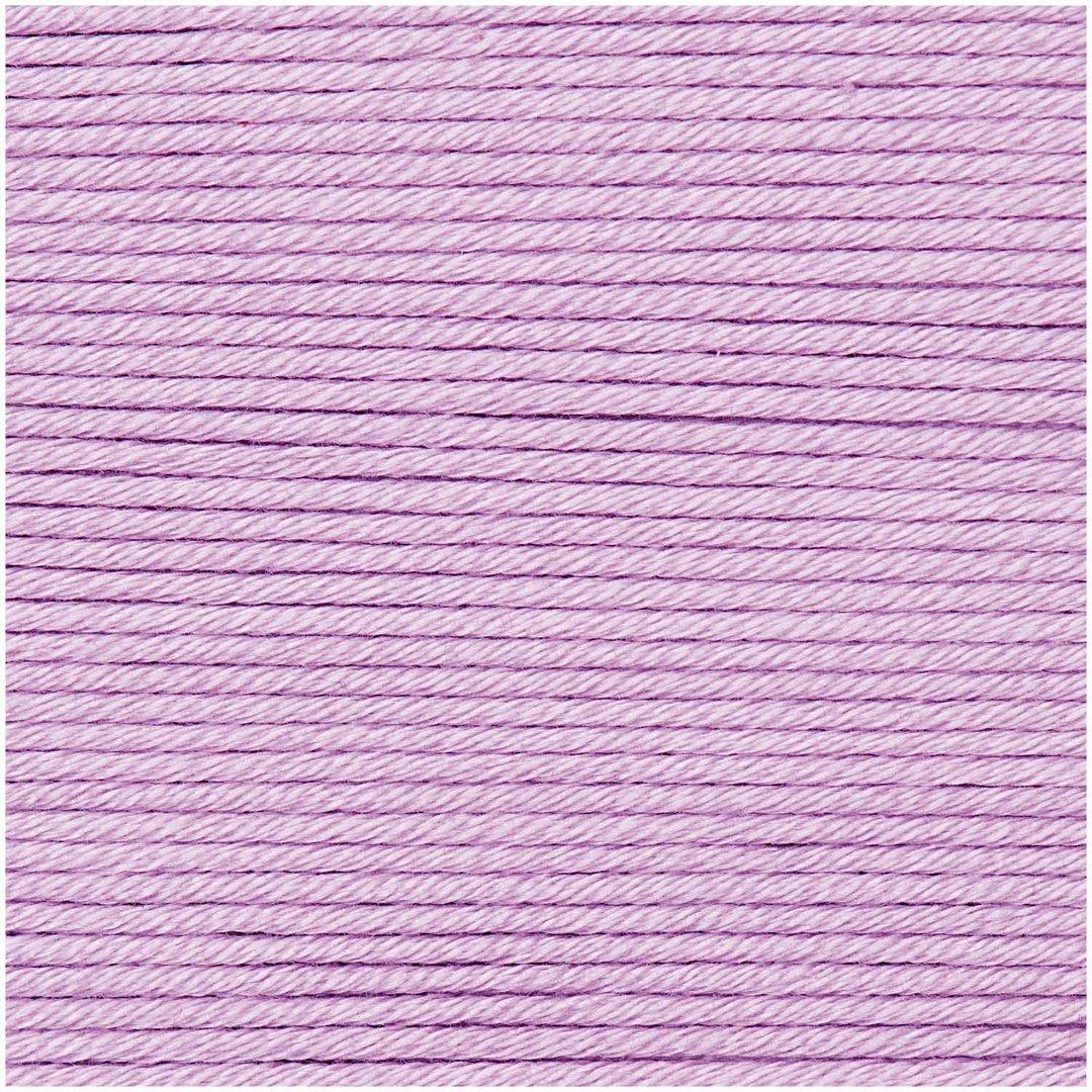 Essentials Cotton DK - violett - RICO Design
