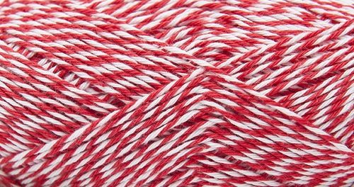 Essentials Baby Cotton Soft DK - rot-mouline - RICO Design