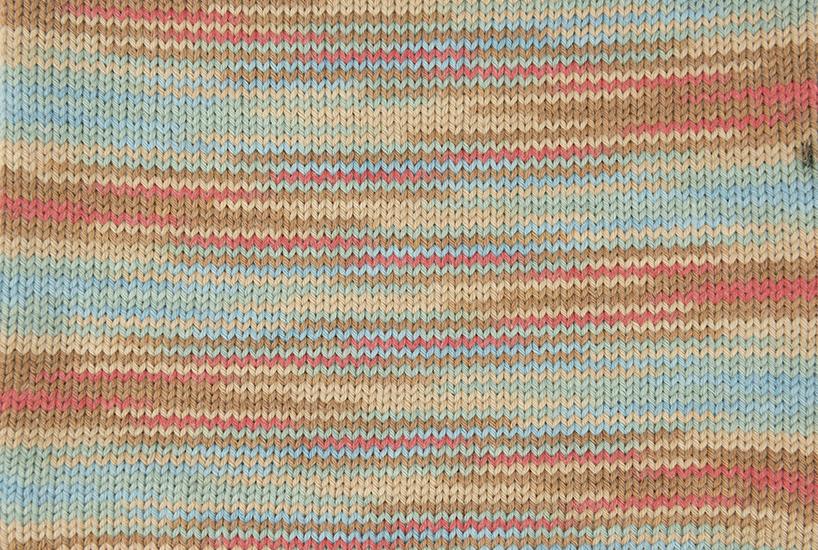 Baby Cotton Soft Print DK - hellblau-braun - RICO Design