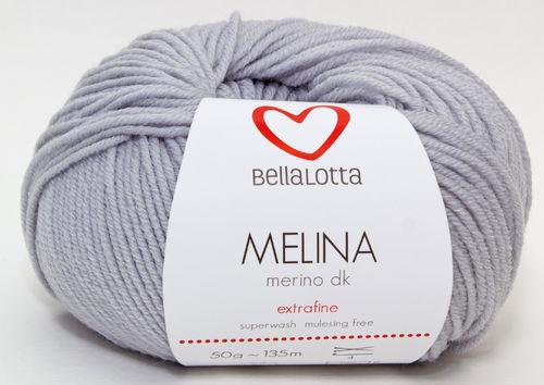 Melina Merino DK - Hellgrau - BellaLotta