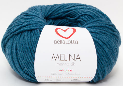 Melina Merino DK - Petrol - BellaLotta