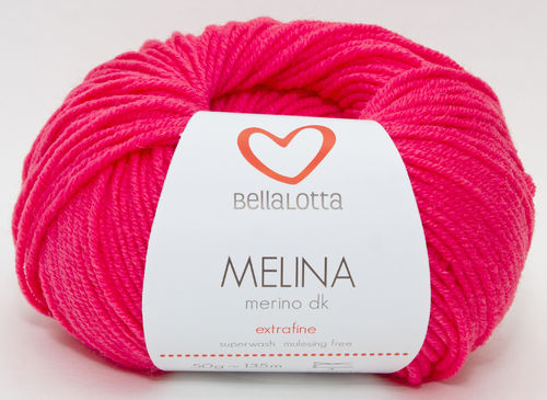 Melina Merino DK - Pink - BellaLotta