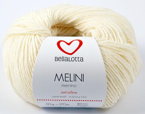 Melini Merino - Creme - 170m/50g