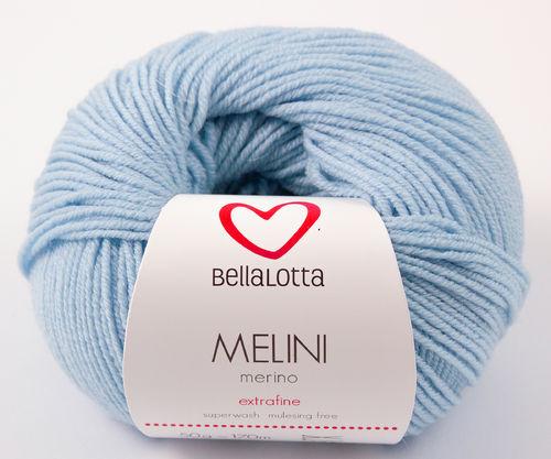 Melini Merino - Hellblau - 170m/50g