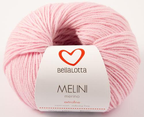 Melini Merino - Rosa - 170m/50g