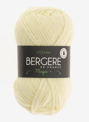 Magic+ in Creme - Bergere de France